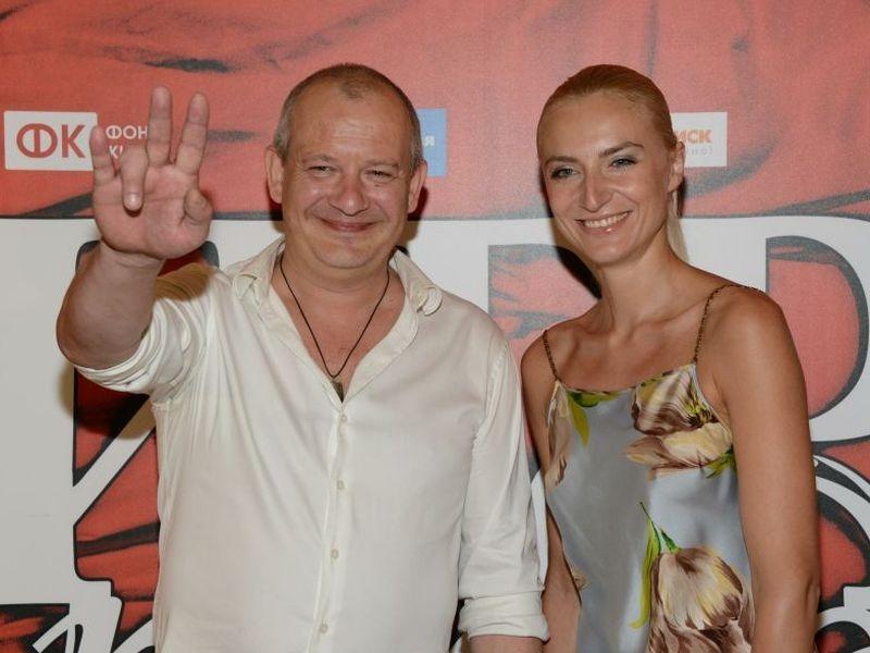 Дмитрий с Ксенией // фото: Global Look Press