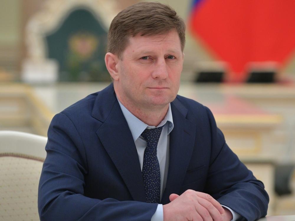 Сергей Фургал // Фото: сайт президента РФ