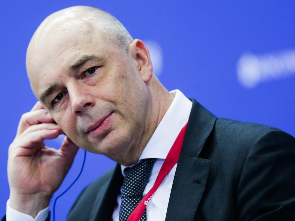 Министр финансов Антон Силуанов // Фото: Global Look Press