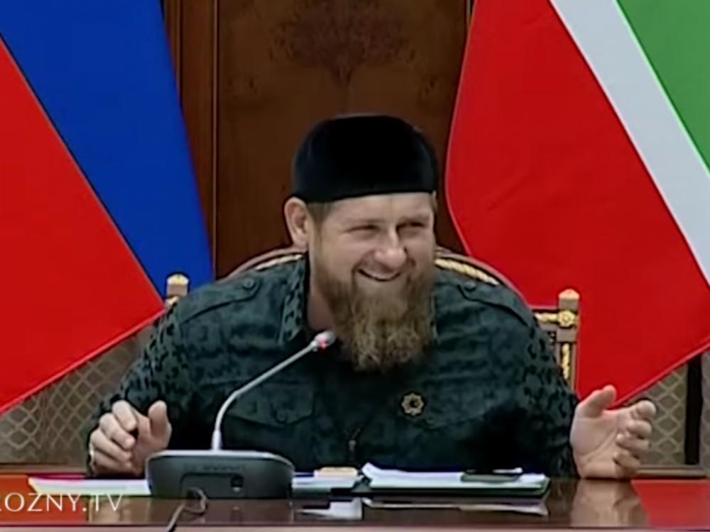 Рамзан Кадыров // Скриншот из Youtube