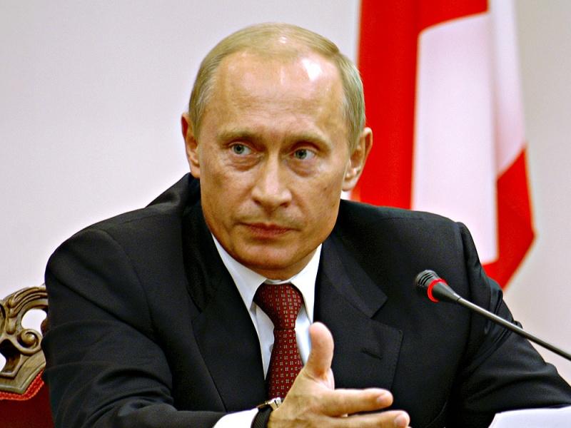 Путин или двойник