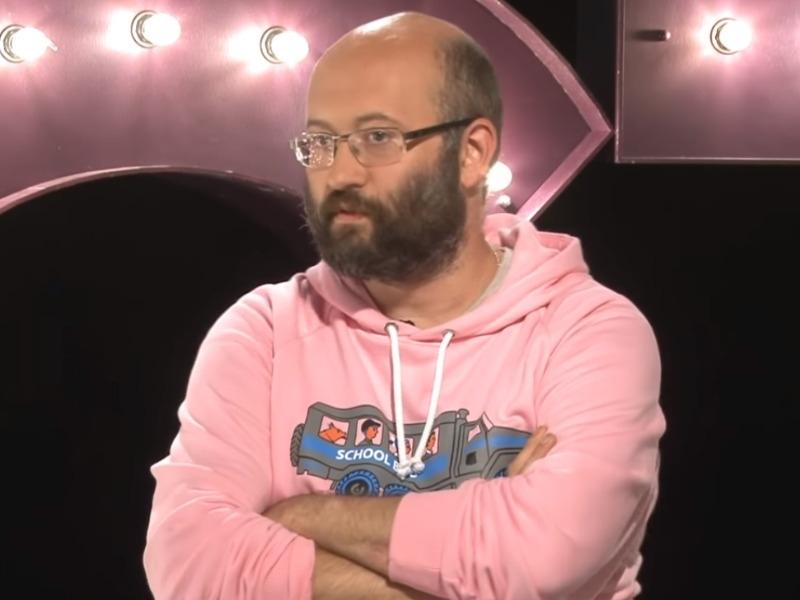 Илья Азар // Скриншот из YouTube-канала RTVi