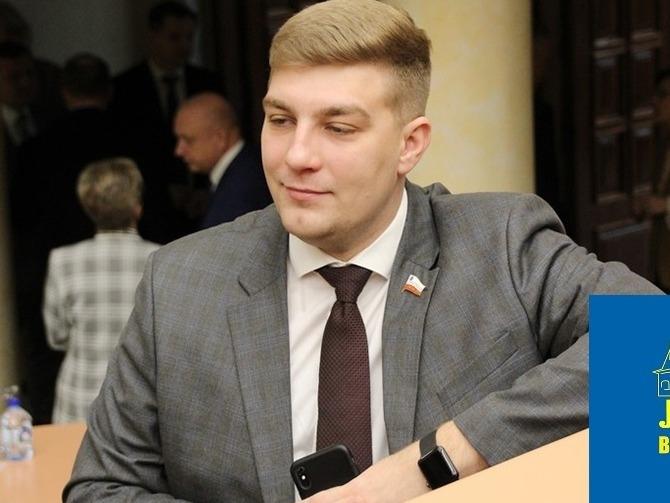 Дмитрий Пьяных // Фото: Сайт отделения ЛДПР в Саратовской области