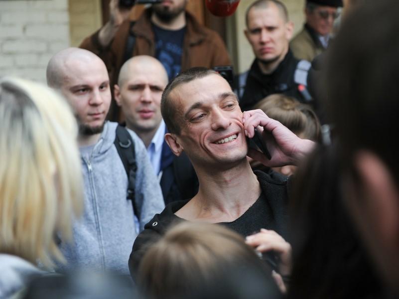 Петр Павленский // Фото: Global Look Press
