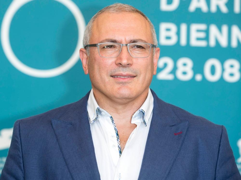 Михаил Ходорковский // Фото: Global Look Press