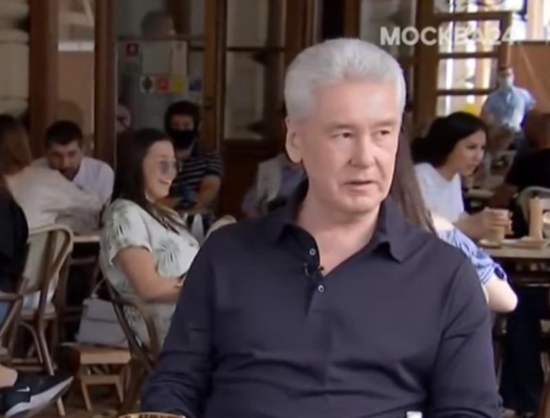 Сергей Собянин // Скриншот из Youtube
