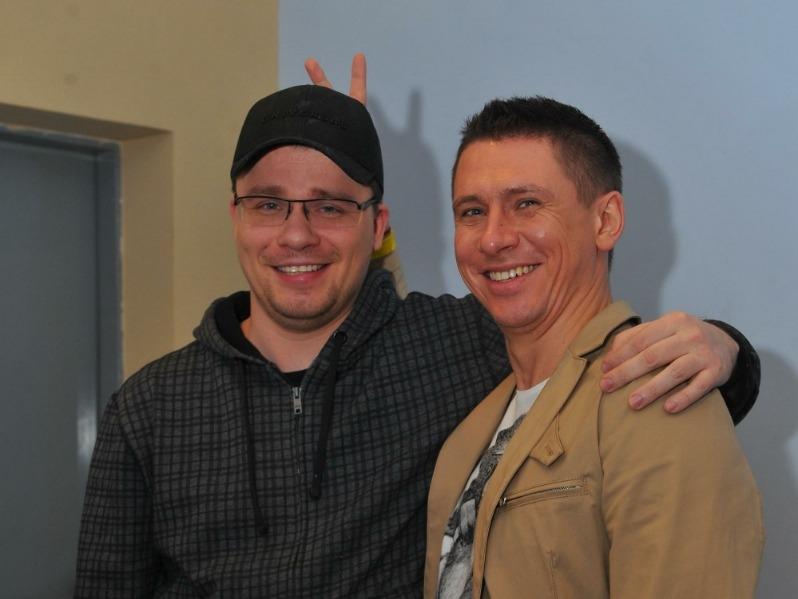Гарик Харламов и Тимур Батрутдинов // Global Look Press