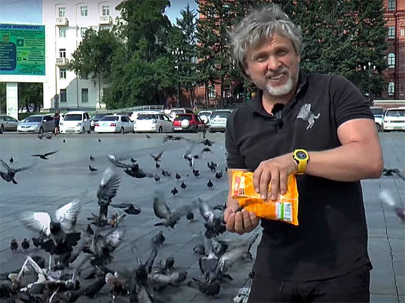 Алексей Романов / фото: скриншот Youtube