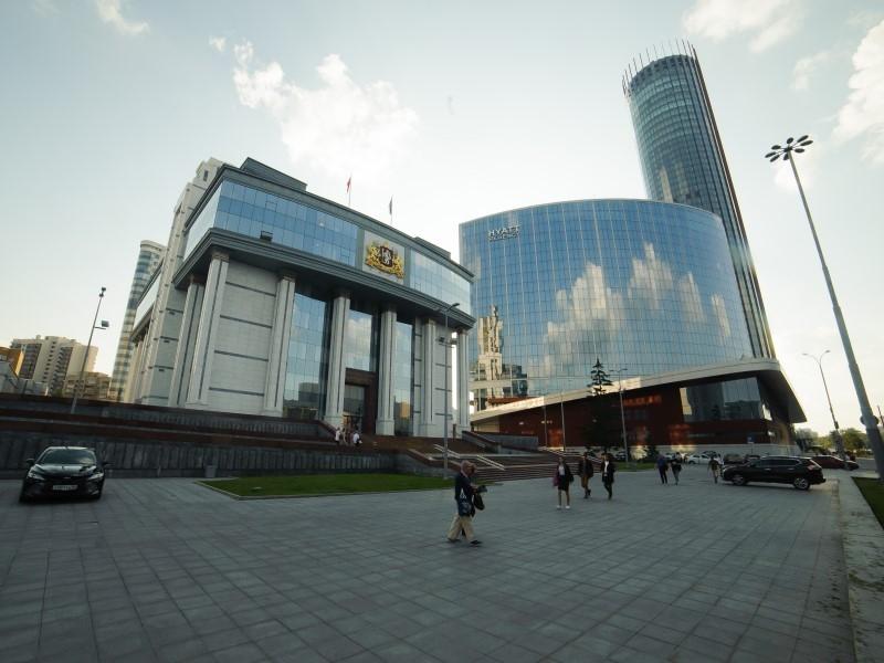 Екатеринбург // Фото: Global Look Press