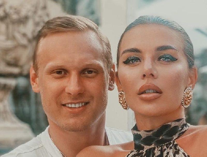Анна Седокова и Янис Тимма // фото: соцсети