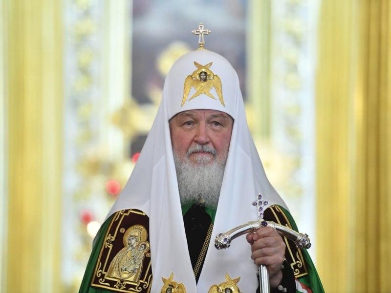 Патриарх Кирилл // фото: Global Look Press
