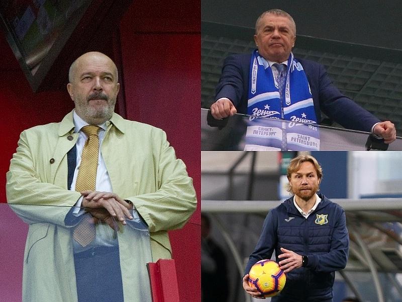 Кикнадзе наказали – за жест, Медведевв – за слово, Карпина – за правду? // фото: Global Look Press