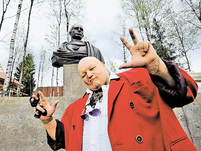 Стас Барецкий // фото: Global Look Press