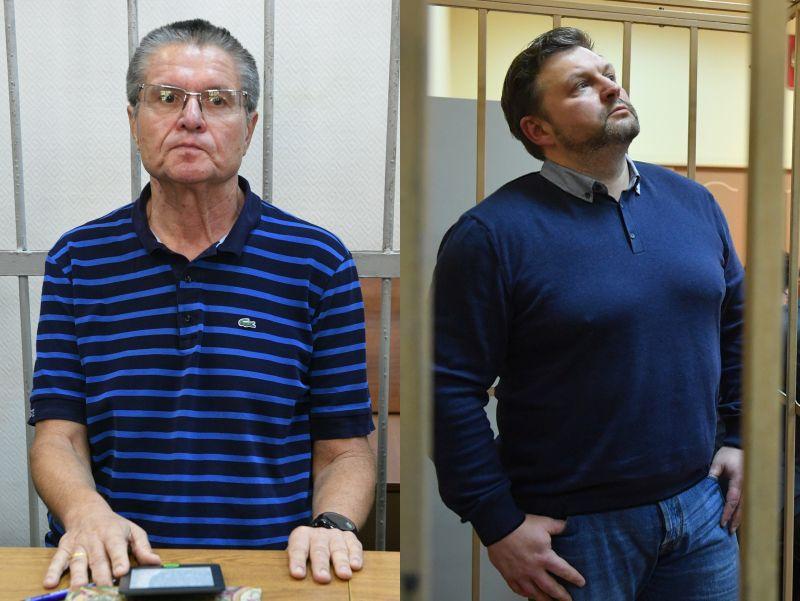 Алексею Улюкаеву и Никите Белых только предстоит узнать, как сидится в России экс-представителям власти // фото: Global Look Press