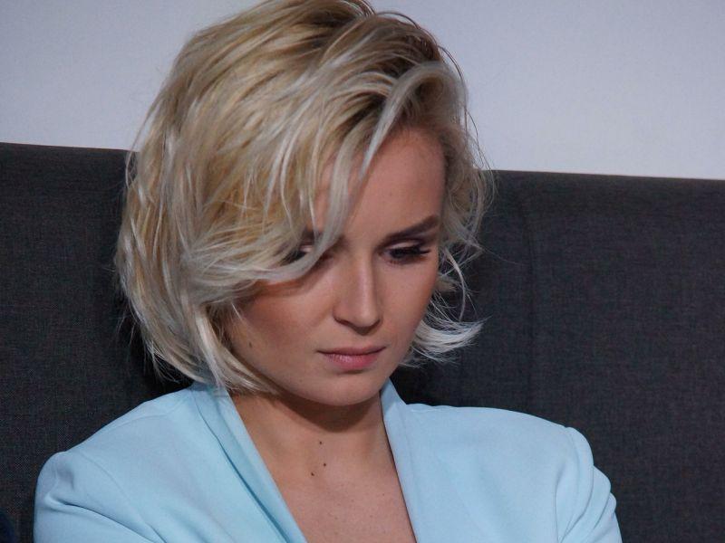 Полина Гагарина // Фото: Ольга Соколова / Global Look Press