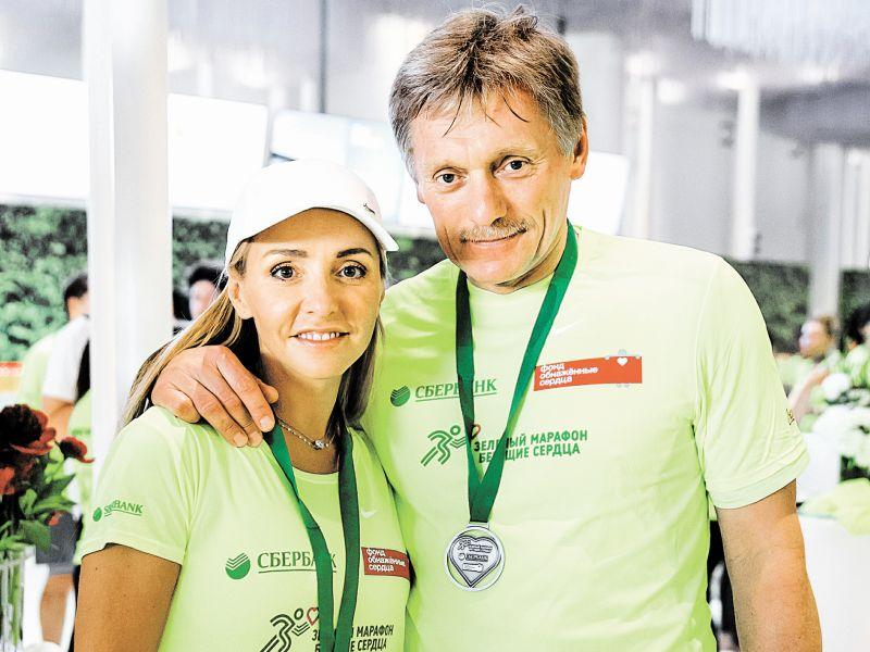 Татьяна Навка (слева; 7-е место рейтинга) принесла в дом 200 млн рублей // фото: Global Look Press
