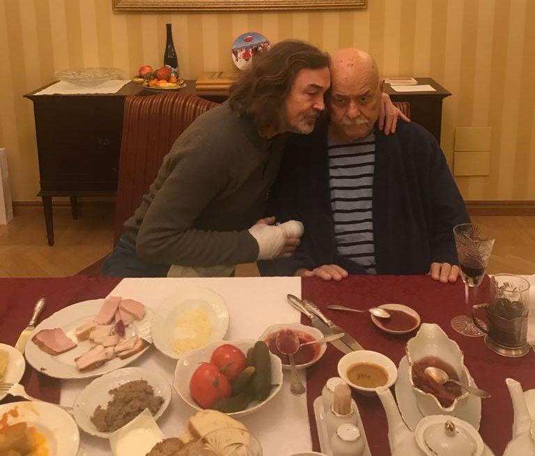 Никас Сафронов шокировал деталями болезни Станислава Говорухина
