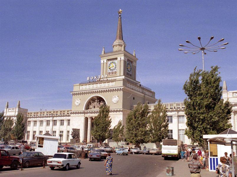 Волгоградский вокзал // фото: Николай Пархоменко / Global Look Press