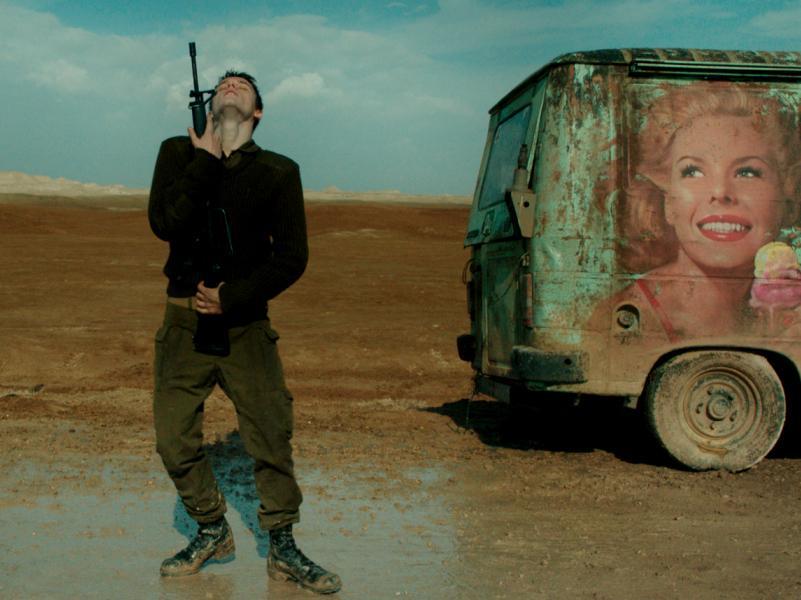 """кадр из фильма Самуэля Маоза """"Фокстрот"""" // Global Look Press"""