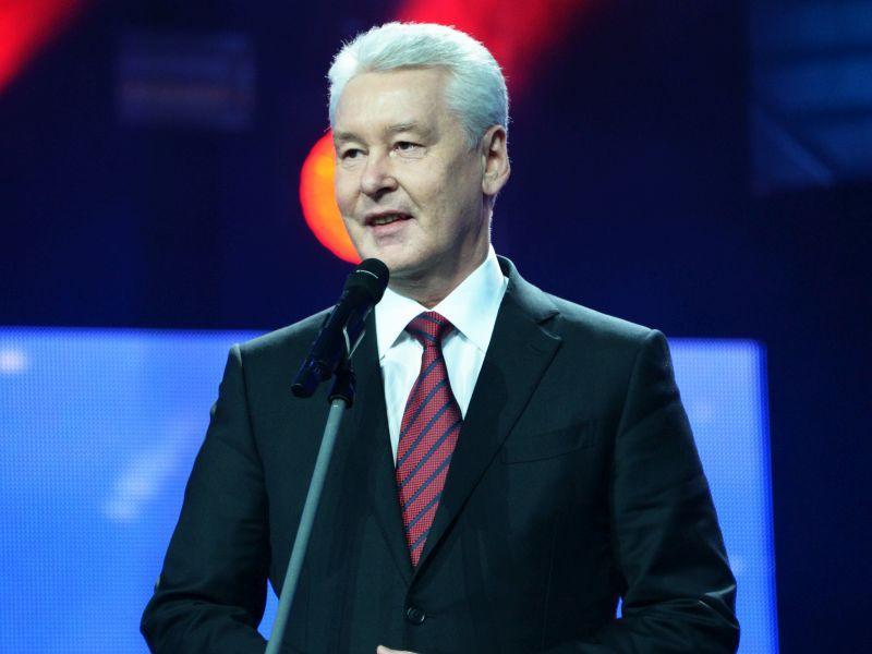 Мэр Москвы Сергей Собянин // фото: Анатолий Ломохов / Global Look Press