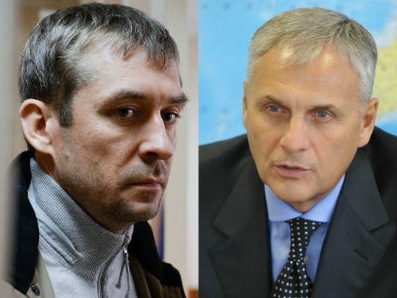 Слева: Дмитрий Захарченко в суде // стоп-кадр: Youtube; справа: Александр Хорошавин // фото: Global Look Press