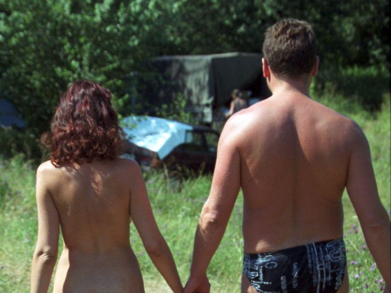 Зоны для нудистов есть, оказывается, не только в свободной Европе, но и в суровой России // фото: Роман Денисов / Global Look Press