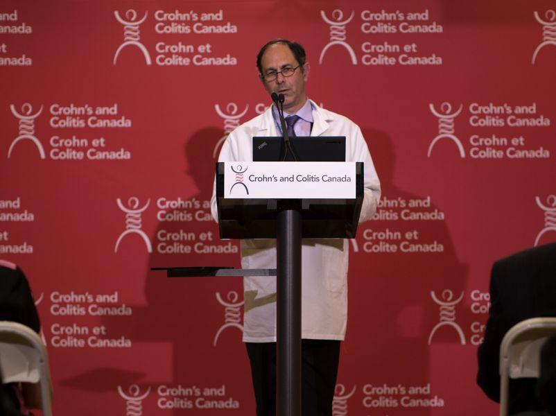 Доктор Кен Кроитору, один из ведущих исследователей в сфере ВЗК // фото: Global Look Press