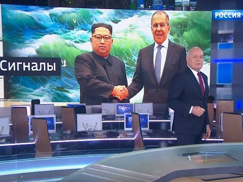 """Программа """"Вести недели"""" // Фото: кадр из YouTube"""