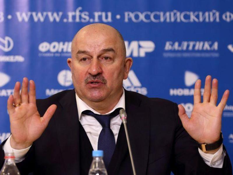 Станислав Черчесов // фото: Global Look Press