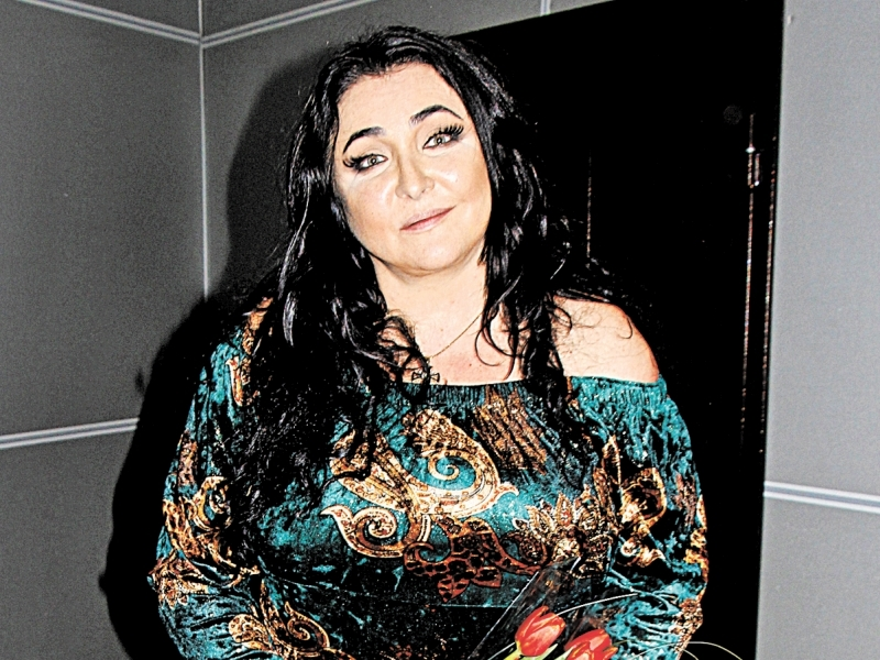 Певица Лолита // фото: Денис Сорокин