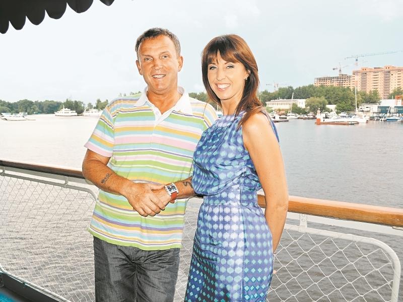 Рыбин и Сенчукова // фото: Ася Скоробогатова