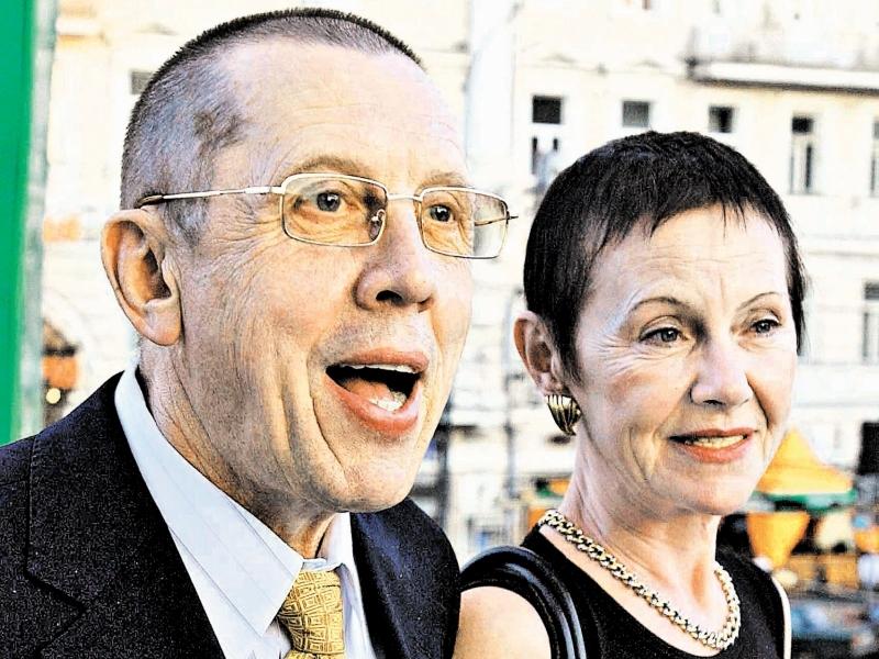 Золотухин с женой // фото в статье: Николай Кубанов, Сергей Иванов