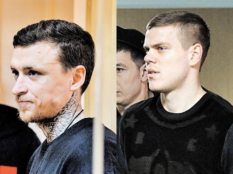 Мамаев и Кокорин // фото: Global Look Press