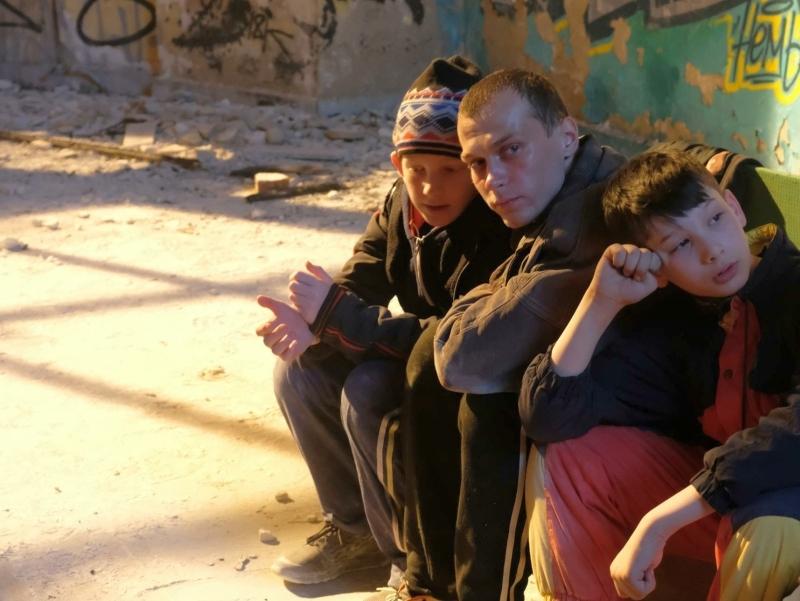"кадр из фильма ""Бык"" // Global Look Press"