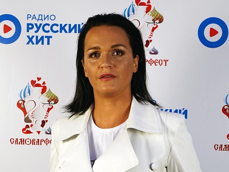 Певица Слава // фото: Денис Сорокин