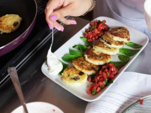 Блюдо-победитель сырничного батла блогеров