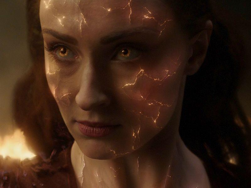 """Кадр из фильма """"Люди Икс: Темный Феникс"""""""