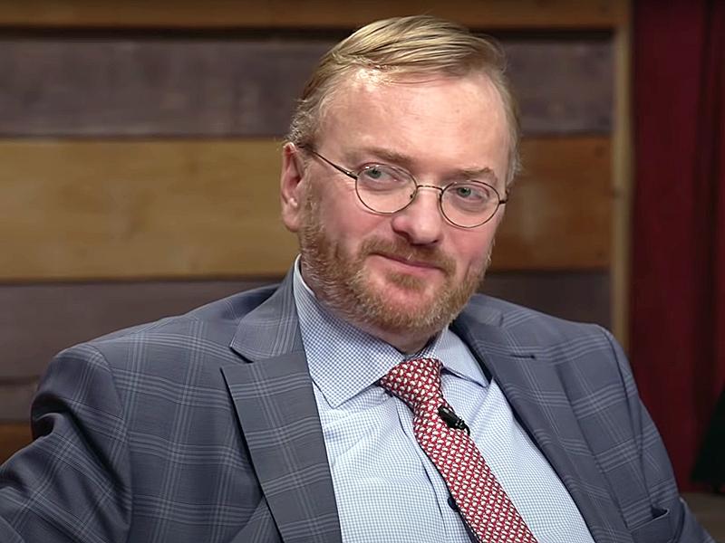 Виталий Милонов / фото в статье: скриншот Youtube / программа «Без цензуры»
