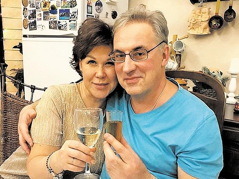 Юлия и Андрей прожили вместе долгие годы // фото: соцсети