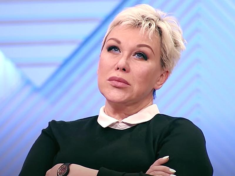 Юлия Норкина / Фото: скриншот Youtube / программа «Пусть говорят»