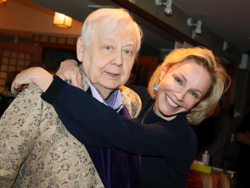 Марина Зудина и Олег Табаков // Фото: Global Look Press