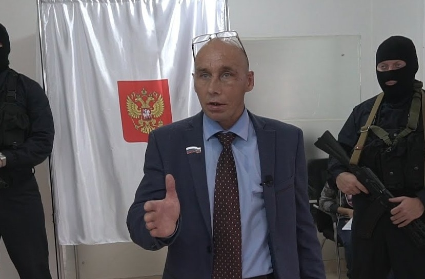 Виталий Наливкин // Скриншот из Youtube