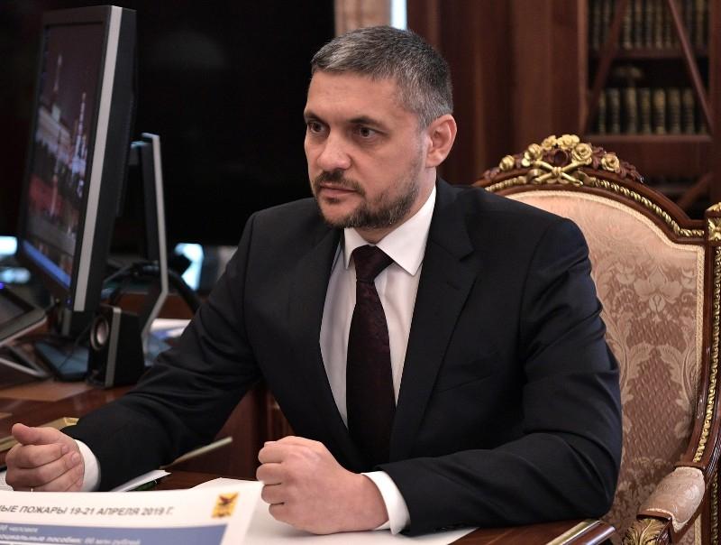 Губернатор Забайкалья Александр Осипов // Global Look Press
