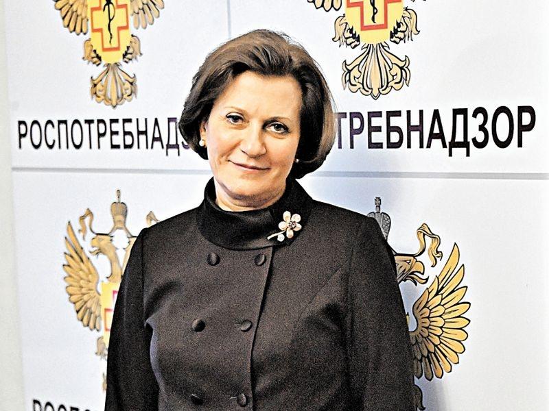 Анна Попова // фото: Global Look Press