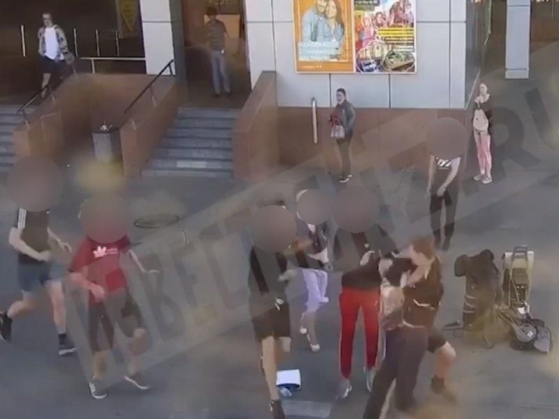 Фото: скришнот с видео Известия.ru