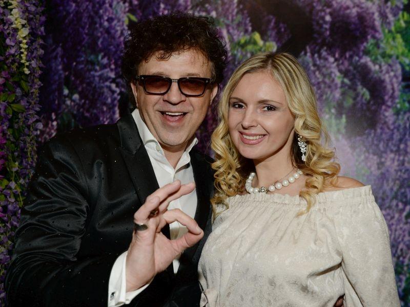 Романа Жуков с Еленой // фото: Global Look Press