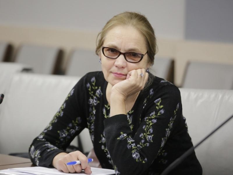 Елена Шувалова // Фото: сайт Мосгордумы