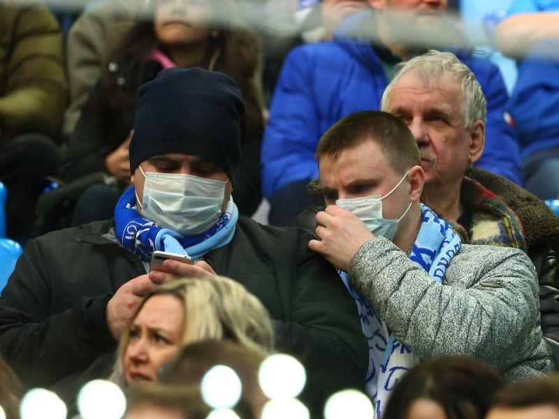 Болельщики останутся дома?.. // фото: Global Look Press