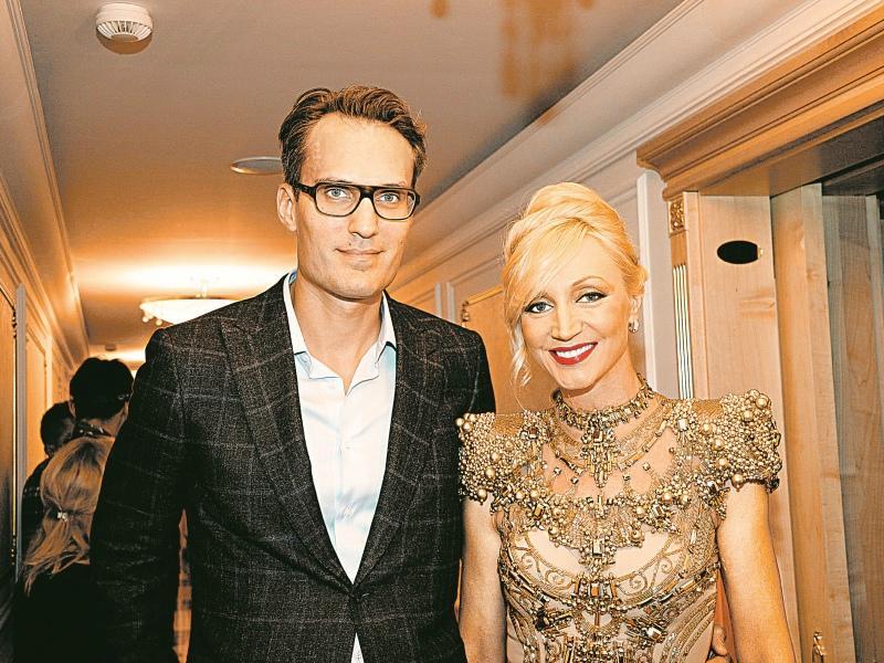 Кристина Орбакайте с Михаилом Земцовым // Фото: Global Look Press
