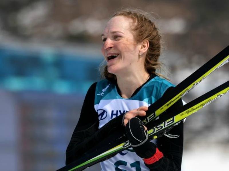 Катя Румянцева – не просто спортсменка, а золото // Фото: РИА «Новости»